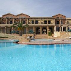 Отель Mitsis Lindos Memories Resort & Spa Греция, Родос - отзывы, цены и фото номеров - забронировать отель Mitsis Lindos Memories Resort & Spa онлайн бассейн