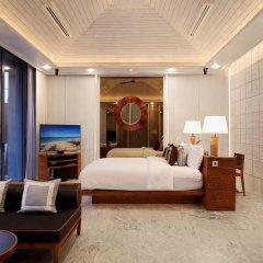 Отель Baba Beach Club Natai Luxury Pool Villa Hotel by Sri panwa Таиланд, Такуа-Тунг - 1 отзыв об отеле, цены и фото номеров - забронировать отель Baba Beach Club Natai Luxury Pool Villa Hotel by Sri panwa онлайн комната для гостей фото 5