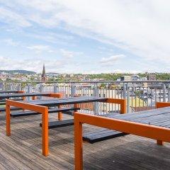 Отель Comfort Xpress Youngstorget Осло приотельная территория фото 2