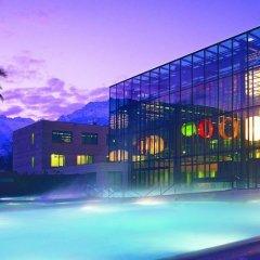 Отель Europa Splendid Италия, Горнолыжный курорт Ортлер - отзывы, цены и фото номеров - забронировать отель Europa Splendid онлайн бассейн фото 2