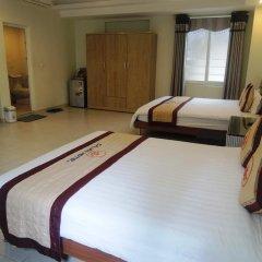 Отель Calvin Hotel Вьетнам, Ханой - отзывы, цены и фото номеров - забронировать отель Calvin Hotel онлайн комната для гостей фото 3