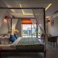 Отель Captain's Quarters by Iksha Гоа комната для гостей