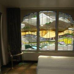 Monty Small Design Hotel Брюссель комната для гостей фото 5