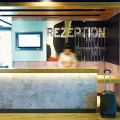 Отель ibis budget Zurich City West интерьер отеля