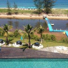 Отель Le Coral Hideaway Beyond Phuket пляж фото 2