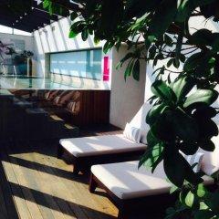 Отель Graffit Gallery Design Hotel Болгария, Варна - 2 отзыва об отеле, цены и фото номеров - забронировать отель Graffit Gallery Design Hotel онлайн бассейн фото 3