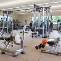 Отель Carmel Valley Ranch фитнесс-зал фото 2