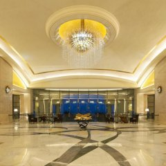 Отель The St. Regis Saadiyat Island Resort, Abu Dhabi интерьер отеля фото 3