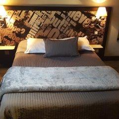 Отель Café Hôtel de lAvenir комната для гостей