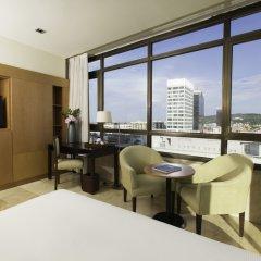 Gran Hotel Torre Catalunya 4* Стандартный номер с различными типами кроватей фото 3