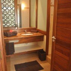 Отель Royal Bora Bora Французская Полинезия, Бора-Бора - отзывы, цены и фото номеров - забронировать отель Royal Bora Bora онлайн ванная