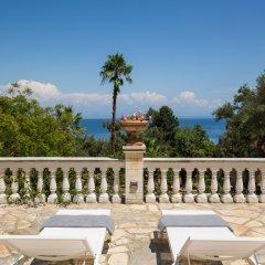 Отель Ionian Garden Villas I Греция, Корфу - отзывы, цены и фото номеров - забронировать отель Ionian Garden Villas I онлайн пляж фото 2
