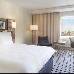 Отель Radisson Blu Scandinavia Hotel, Aarhus Дания, Орхус - отзывы, цены и фото номеров - забронировать отель Radisson Blu Scandinavia Hotel, Aarhus онлайн комната для гостей фото 2