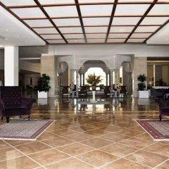 Отель Hasdrubal Thalassa & Spa Djerba Тунис, Мидун - 1 отзыв об отеле, цены и фото номеров - забронировать отель Hasdrubal Thalassa & Spa Djerba онлайн интерьер отеля фото 3