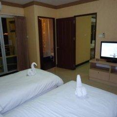 Апартаменты Chara Ville Serviced Apartment комната для гостей фото 3