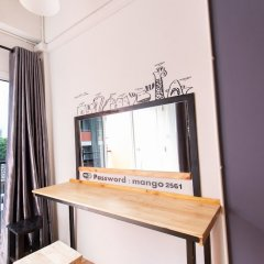 Отель Mango 10 House Таиланд, Бангкок - отзывы, цены и фото номеров - забронировать отель Mango 10 House онлайн ванная фото 2