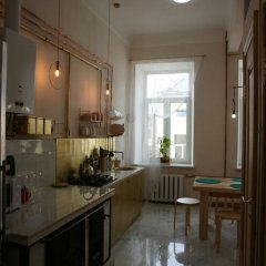 Отель Жилое помещение Malevich Санкт-Петербург с домашними животными