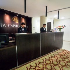 Capitol Hotel Израиль, Иерусалим - 1 отзыв об отеле, цены и фото номеров - забронировать отель Capitol Hotel онлайн интерьер отеля фото 3