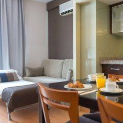 Отель Aparthotel Senator Barcelona в номере