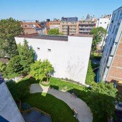 Отель Thon Residence Florence Aparthotel Бельгия, Брюссель - отзывы, цены и фото номеров - забронировать отель Thon Residence Florence Aparthotel онлайн фото 5