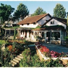 Отель Dalat Terrasse Des Roses Villa Далат фото 14