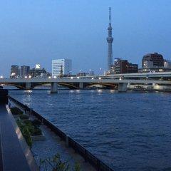 Tsubame Guesthouse – Hostel Токио приотельная территория