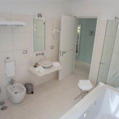 Отель Villa Piedimonte Равелло ванная фото 2