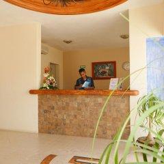 El Ameyal Hotel & Family Suites интерьер отеля