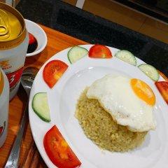 Отель Chau Plus Homestay питание