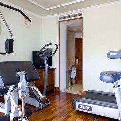 Отель Palacio San Martin Мадрид фитнесс-зал фото 4