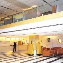 Отель Gold Orchid Bangkok интерьер отеля фото 3