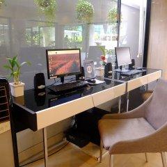 Отель Alt Hotel Nana Таиланд, Бангкок - отзывы, цены и фото номеров - забронировать отель Alt Hotel Nana онлайн интерьер отеля фото 3