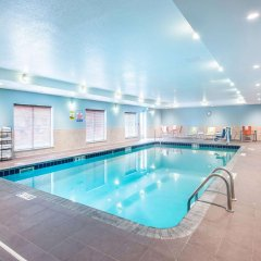 Отель Hilton Garden Inn Minneapolis Airport Mall Of America Блумингтон бассейн