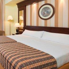 Отель Meliá Barajas Испания, Мадрид - отзывы, цены и фото номеров - забронировать отель Meliá Barajas онлайн комната для гостей фото 5