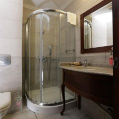 Grand Saatcioglu Hotel Турция, Аксарай - отзывы, цены и фото номеров - забронировать отель Grand Saatcioglu Hotel онлайн ванная фото 2