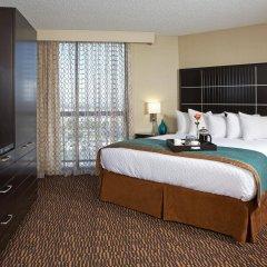 Отель Embassy Suites Los Angeles - International Airport/North США, Лос-Анджелес - отзывы, цены и фото номеров - забронировать отель Embassy Suites Los Angeles - International Airport/North онлайн комната для гостей фото 4