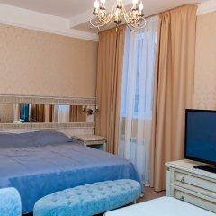 Гостиница Троя Вест 3* Стандартный номер с двуспальной кроватью фото 19