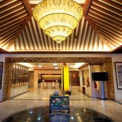 Mahayana OCT Boutique Hotel Shenzhen интерьер отеля