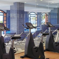 Отель H10 Tindaya фитнесс-зал