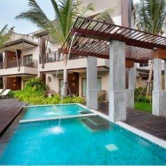 Отель Prana Resort Samui бассейн