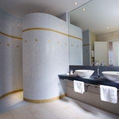 Отель Aqua Aurelia Suitenhotel Германия, Баден-Баден - 1 отзыв об отеле, цены и фото номеров - забронировать отель Aqua Aurelia Suitenhotel онлайн ванная фото 2