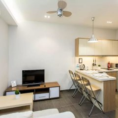 Отель Parkview Service Apartment @ KLCC Малайзия, Куала-Лумпур - отзывы, цены и фото номеров - забронировать отель Parkview Service Apartment @ KLCC онлайн фото 6