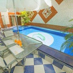 Отель Dom Hotel Cali Колумбия, Кали - отзывы, цены и фото номеров - забронировать отель Dom Hotel Cali онлайн бассейн