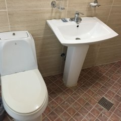 Отель B Motel ванная