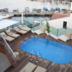 Alesta Yacht Hotel Турция, Фетхие - отзывы, цены и фото номеров - забронировать отель Alesta Yacht Hotel онлайн бассейн фото 3