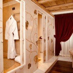 Отель Locanda dello Spuntino Италия, Гроттаферрата - отзывы, цены и фото номеров - забронировать отель Locanda dello Spuntino онлайн ванная