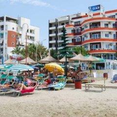 Отель Elba Албания, Дуррес - отзывы, цены и фото номеров - забронировать отель Elba онлайн пляж