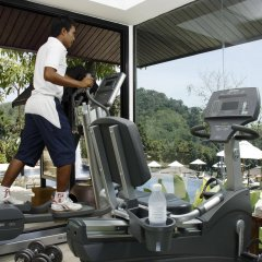 Отель Supalai Resort And Spa Phuket фитнесс-зал