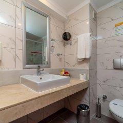 Hane Garden Hotel Турция, Сиде - отзывы, цены и фото номеров - забронировать отель Hane Garden Hotel онлайн ванная фото 2