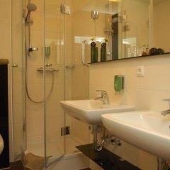 Отель Landhotel Martinshof ванная фото 2